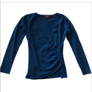 Pure Collection cashmere sweater, sz 10